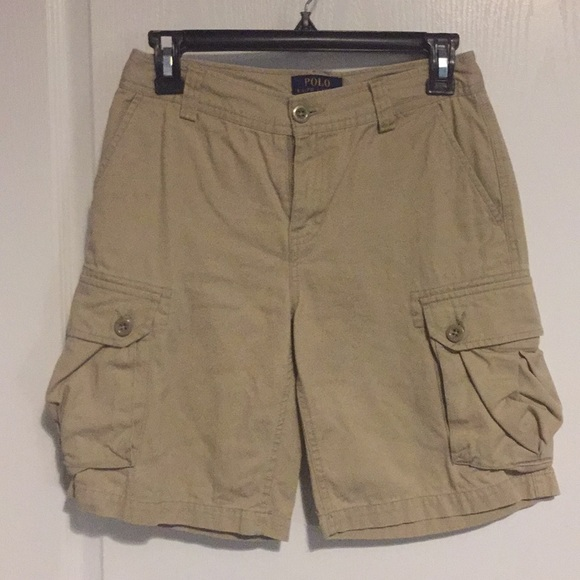 Polo by Ralph Lauren Other - Boys Polo Ralph Lauren khaki cargo shorts